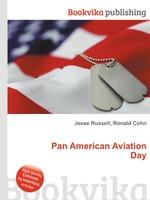 Pan American Aviation Day