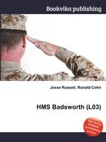 HMS Badsworth (L03)
