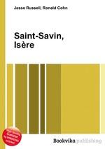 Saint-Savin, Isre