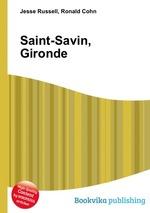 Saint-Savin, Gironde