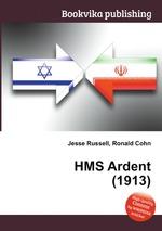 HMS Ardent (1913)