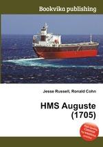 HMS Auguste (1705)