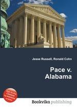 Pace v. Alabama