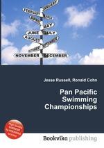 Pan Pacific Swimming Championships