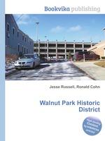 Walnut Park Historic District