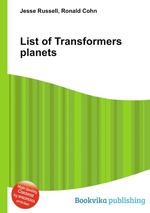 List of Transformers planets