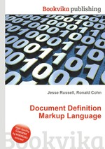 Document Definition Markup Language