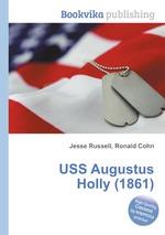 USS Augustus Holly (1861)