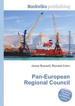 Pan-European Regional Council