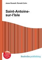 Saint-Antoine-sur-l`Isle