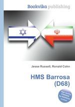 HMS Barrosa (D68)