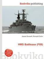 HMS Battleaxe (F89)