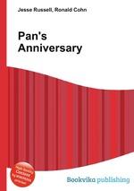 Pan`s Anniversary
