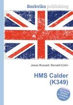 HMS Calder (K349)
