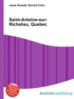Saint-Antoine-sur-Richelieu, Quebec