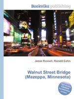 Walnut Street Bridge (Mazeppa, Minnesota)