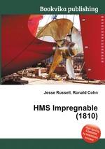 HMS Impregnable (1810)