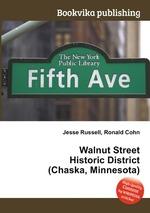 Walnut Street Historic District (Chaska, Minnesota)