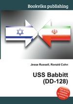USS Babbitt (DD-128)