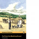 Far From the Madding Crowd Bk +D