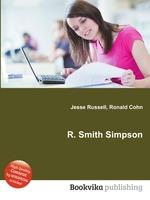 Обложка книги R. Smith Simpson