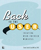 Back to the User: Creating User-Focused Web: Sites на английском языке