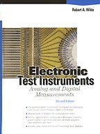 Electronic Test Instruments. 2-nd edition