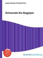 Обложка книги Schwanda the Bagpiper