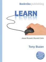 Обложка книги Tony Buzan