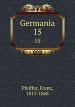 Germania. 15