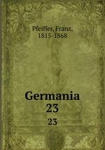 Germania. 23