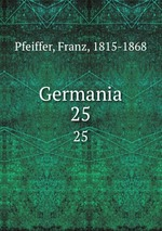 Germania. 25
