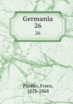 Germania. 26