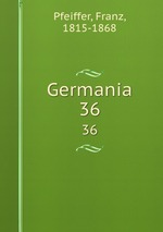 Germania. 36