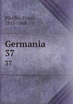 Germania. 37