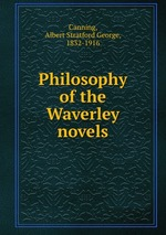 Philosophy of the Waverley novels