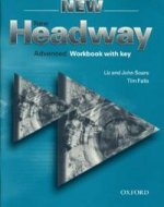 New Headway Advanced Workbook with key