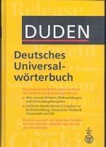Duden. Deutsches Universalworterbuch