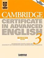 Cambridge Certificate in Advanced English 3. Teacher`s Book