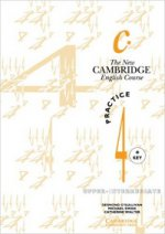The New Cambridge English Course. Practice book 4 with key
