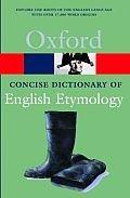 Dictionary of Etymology