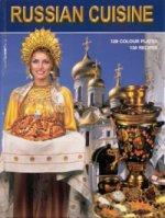 Русская кухня. Альбом на английском языке