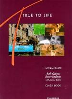 True to life Intermediate Class Book English for adult learners