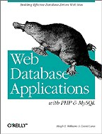 Web Database Applications with PHP & MySQL. На английском языке