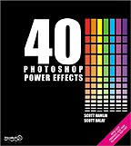 40 Photoshop Power Effects: на английском языке