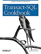 Transact-SQL Cookbook. На английском языке