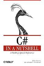 C# in a Nutshell. A Desktop Quick Reference на английском языке