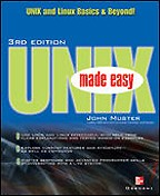 UNIX Made Easy. 3rd edition