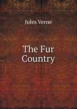 Обложка книги The Fur Country
