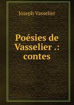 Posies de Vasselier .: contes